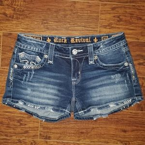 Rock Revival Erin Shorts